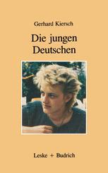 Die jungen Deutschen