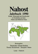 Nahost Jahrbuch 1990