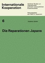 Die Reparationen Japans