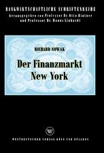 Der Finanzmarkt New York