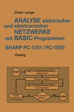 Analyse elektrischer und elektronischer Netzwerke mit BASIC-Programmen (SHARP PC-1251 und PC-1500)