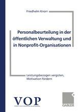 Personalbeurteilung in der öffentlichen Verwaltung und in Nonprofit-Organisationen