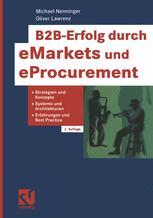 B2B-Erfolg durch eMarkets und eProcurement