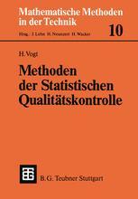 Methoden der Statistischen Qualitätskontrolle