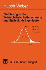 Einführung in die Wahrscheinlichkeitsrechnung und Statistik für Ingenieure