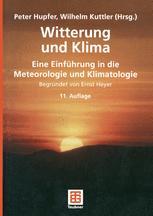 Witterung und Klima