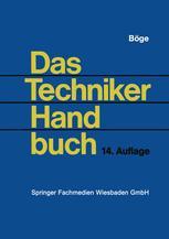 Das Techniker Handbuch