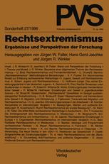 Rechtsextremismus