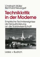 Technikkritik in der Moderne