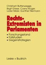 Rechtsextremisten in Parlamenten