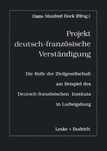 projekt deutsch franzsische verstndigung - Zusammenfassung Franz Sisch