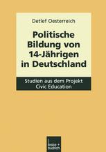 Politische Bildung von 14-Jährigen in Deutschland