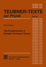The Fundamentals of Density Functional Theory