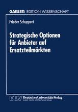 Strategische Optionen für Anbieter auf Ersatzteilmärkten