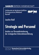 Strategie und Personal