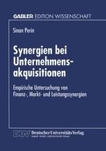 Synergien bei Unternehmensakquisitionen