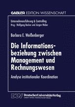Die Informationsbeziehung zwischen Management und Rechnungswesen