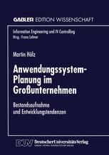 Anwendungssystem-Planung im Großunternehmen