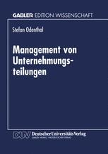 Management von Unternehmungsteilungen