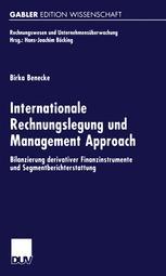 Internationale Rechnungslegung und Management Approach