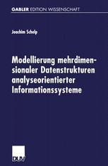 Modellierung mehrdimensionaler Datenstrukturen analyseorientierter Informationssysteme