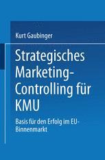 Strategisches Marketing-Controlling für KMU