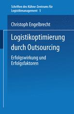 Logistikoptimierung durch Outsourcing