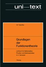 Grundlagen der Funktionentheorie