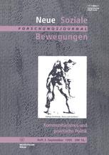 Kommunitarismus und praktische Politik