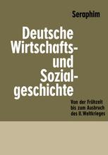 Deutsche Wirtschafts- und Sozialgeschichte