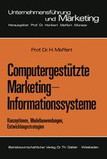 Computergestützte Marketing-Informationssysteme