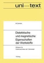Dielektrische und magnetische Eigenschaften der Werkstoffe