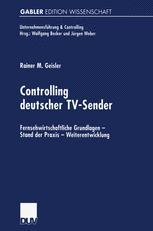 Controlling deutscher TV-Sender