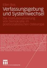 Verfassungsgebung und Systemwechsel