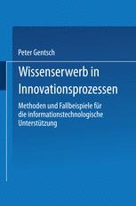 Wissenserwerb in Innovationsprozessen