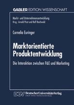 Marktorientierte Produktentwicklung