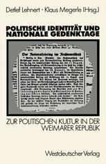 Politische Identität und nationale Gedenktage