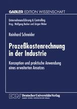 Prozeßkostenrechnung in der Industrie