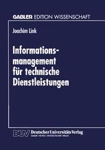 Informations-management für technische Dienstleistungen