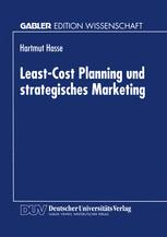 Least-Cost Planning und strategisches Marketing