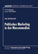 Politisches Marketing in den Massenmedien