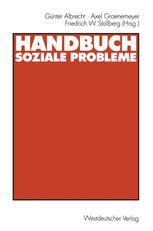 Handbuch soziale Probleme