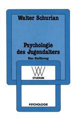 Psychologie des Jugendalters