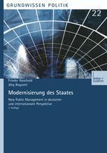 Modernisierung des Staates