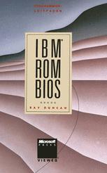 Programmierleitfaden IBM ROM BIOS