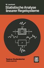 Statistische Analyse linearer Regelsysteme