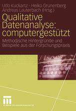 Qualitative Datenanalyse: computergestützt
