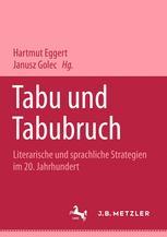 Tabu und Tabubruch