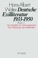 Deutsche Exilliteratur 1933–1950