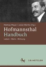 Hofmannsthal-Handbuch